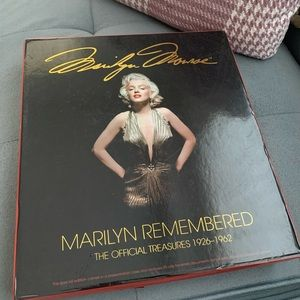 Marilyn Remembered: The Official Treasures